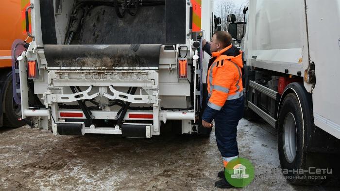 САХ: В новогодние праздники сбоев с вывозом мусора не будет