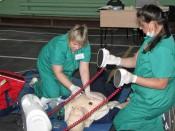 Врачи скорой помощи соревновались в умении помочь пострадавшим в ДТП