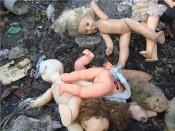 Полиция нашла мать новорожденного ребенка, обнаруженного на свалке в Костино