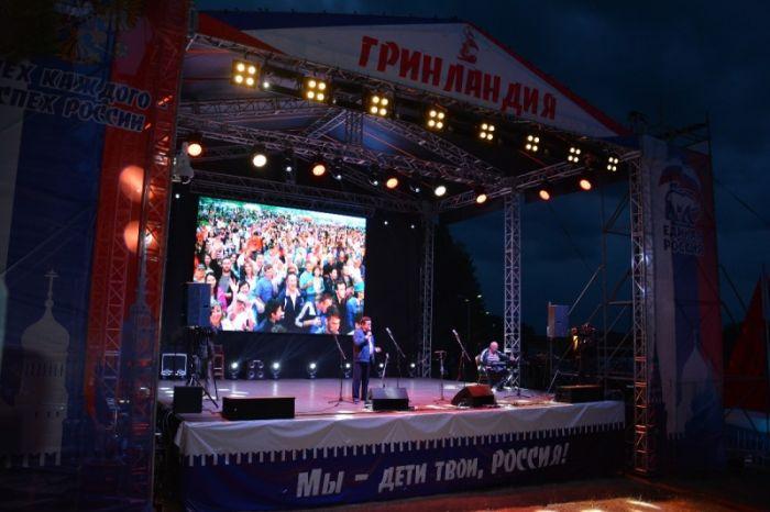 На гала-концерте фестиваля «Гринландия» выступят Иосиф Кобзон и Сергей Трофимов