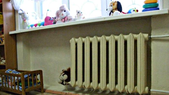 На выходные отопление отключат в нескольких детсадах