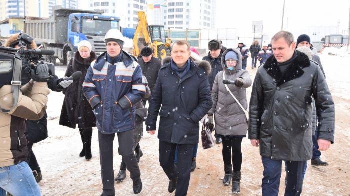 Киров посетил заместитель Министра транспорта России