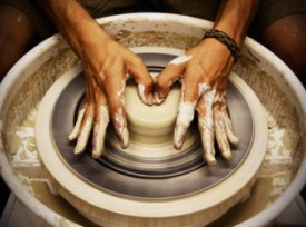 В детской художественной школе Кирова появится класс керамики