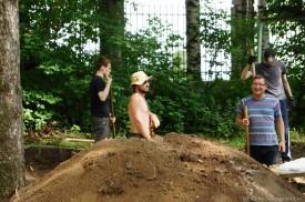 Кировские археологи начали раскопки Хлыновского Кремля