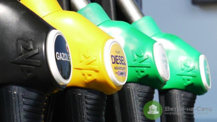Дизельное топливо в Кировской области оказалось самым дорогим в ПФО