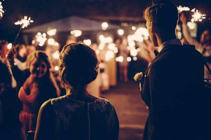 Свадьба в стиле бала-маскарада