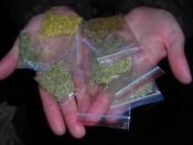 Кировчанин сдал наркоконтролю пришедшие на его имя наркотики