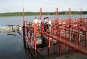 Жителям Среднеивкино вернули водохранилище