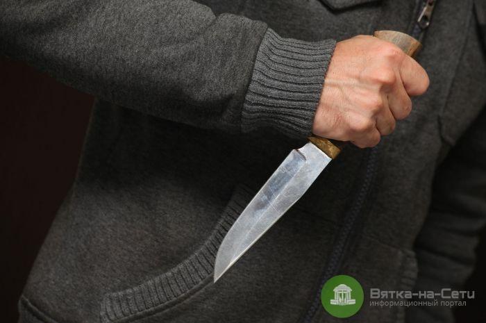 В Кирове осуждён мужчина, который ударил ножом случайного прохожего