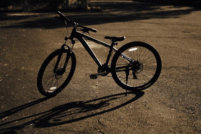 У кировчан пропадают велосипеды в подъездах
