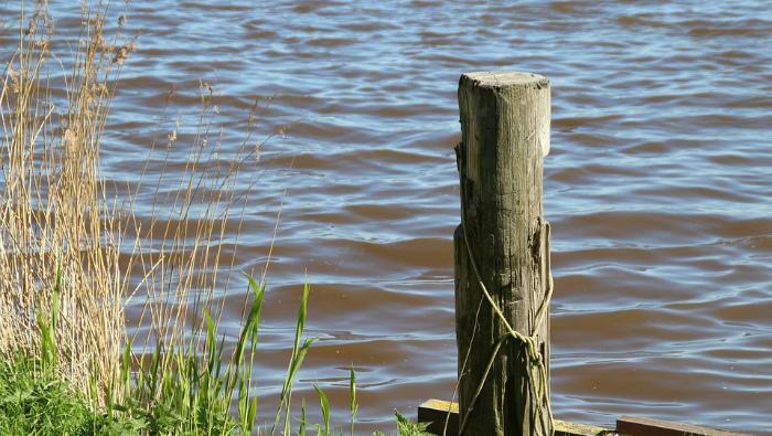 В Кирове недалеко от нового моста утонул подросток