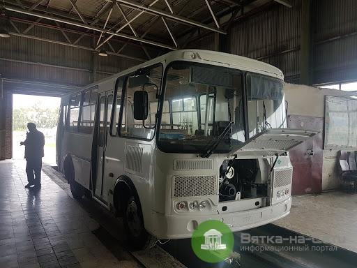 Забастовки не будет: в Вятских Полянах автобусы выйдут на линию по расписанию