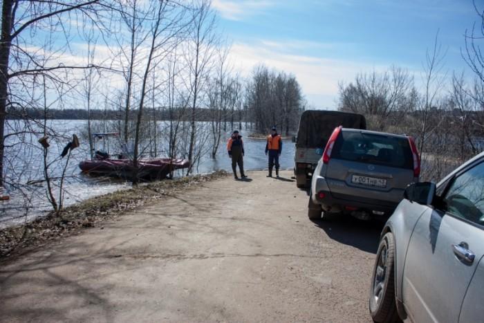 В Кировской области пройден пик паводка