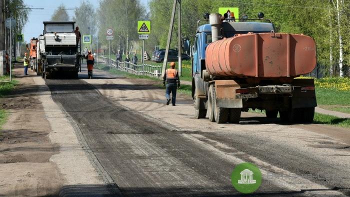 Ремонт кировских дорог начнется в мае