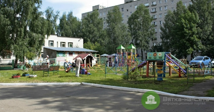 В 2018 году в Кировской области благоустроили 185 дворов и 9 парков