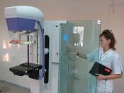 Кировская городская больница №2 получила маммограф