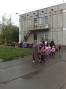 В Кировской области загорелся детский сад