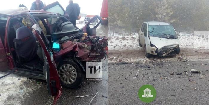 В ДТП в Татарстане погиб уроженец Кировской области