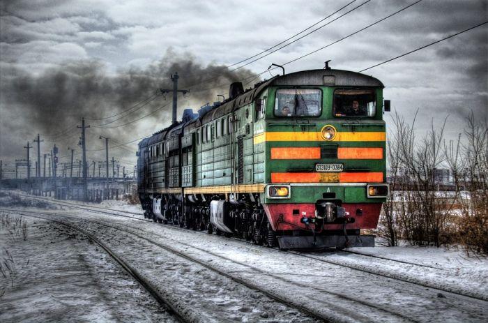 Программа празднования Дня железнодорожников