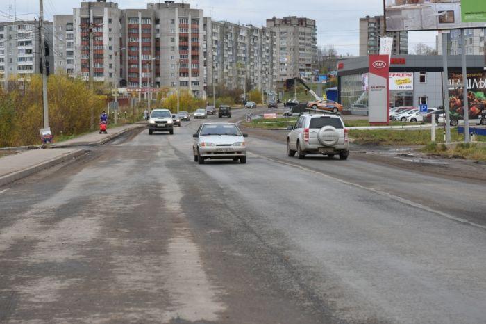 Участок улицы Московской принят в эксплуатацию
