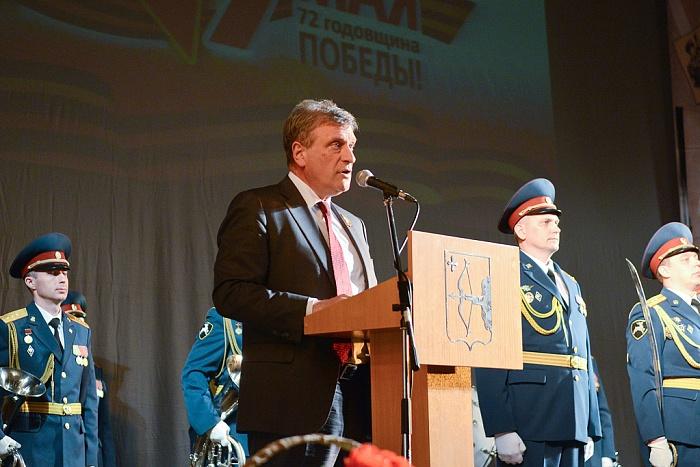 В Кирове состоялся праздничный вечер, посвящённый Дню Победы