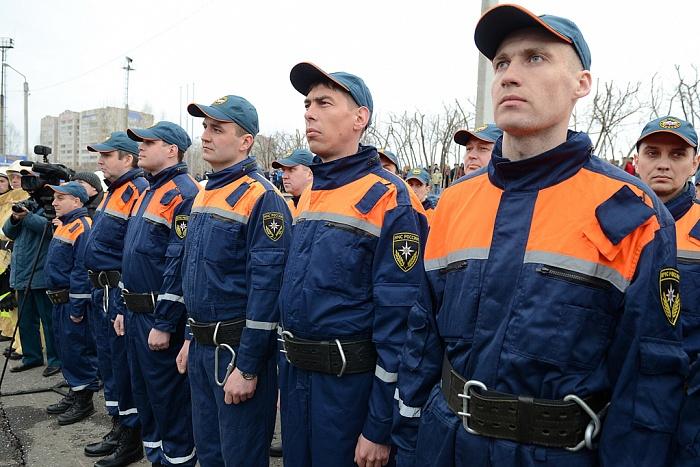 Кировские пожарные в прошлом году спасли 912 человек