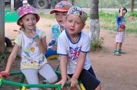 Детские сады выходят на каникулы