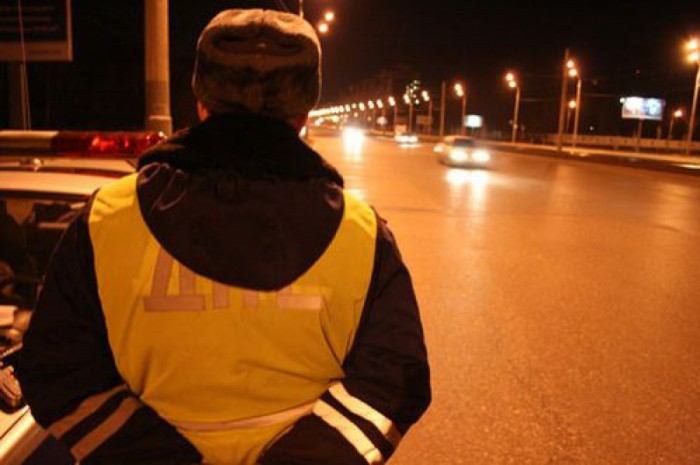 За выходные в Кирове задержаны 20 нетрезвых водителей