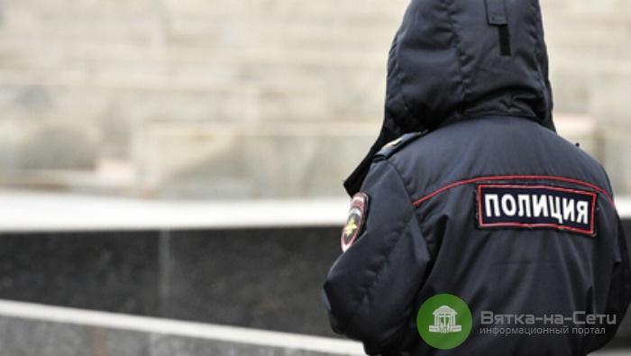 Кировский полицейский ударил мужчину, заведено уголовное дело
