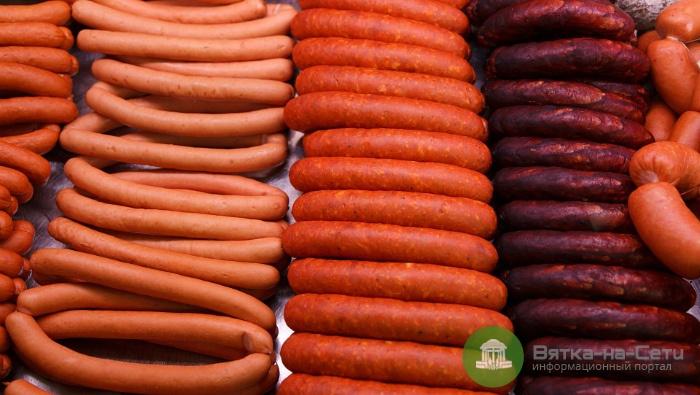 В кировском магазине изъяли 1,3 кг просроченной колбасы