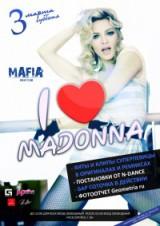 """""""I LOVE MADONNA"""""""