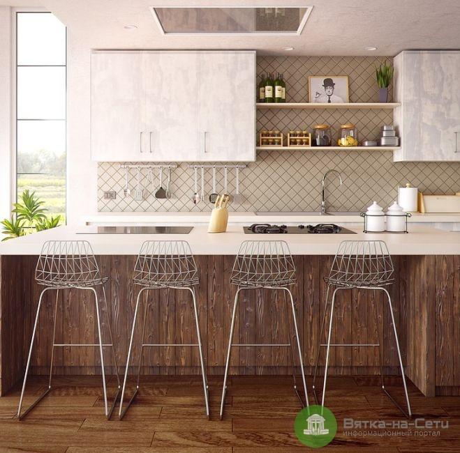 Как сэкономить пространство на кухне?