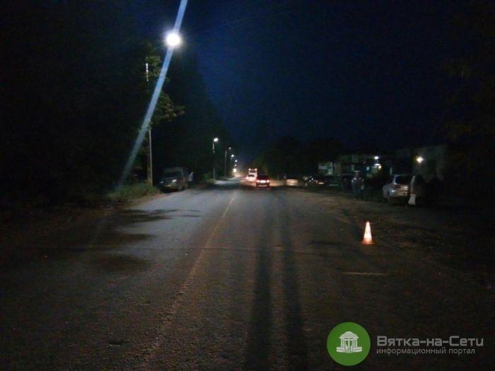 В Слободском автомобиль сбил 7-летнего мальчика