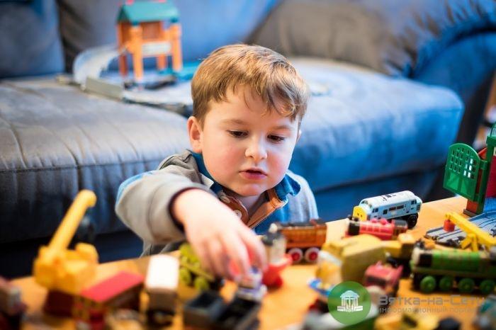 Советы по выбору игрушки для ребенка