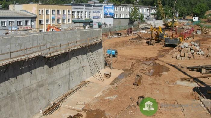 Проезжую часть улицы Комсомольской заасфальтируют в следующем году