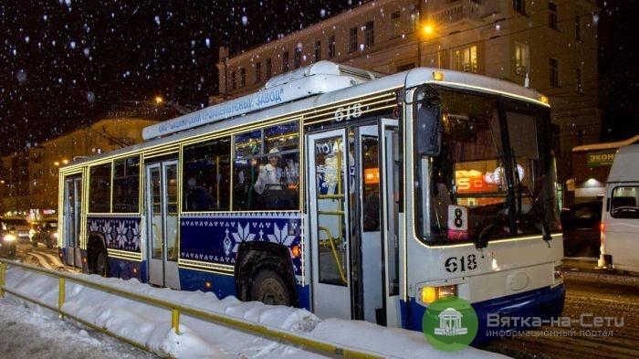 Кировский троллейбусный парк изношен на 97%
