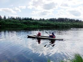 Кировские путешественники преодолеют 450 км по голубым дорогам Русского Севера