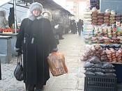 Незаконные торговые палатки у Центрального рынка убрали