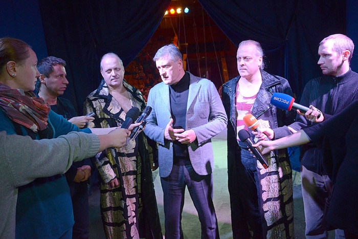 Игорь Васильев намерен отремонтировать Кировский цирк на федеральные деньги
