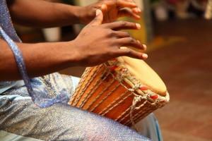 Мастер класс по африканскому национальному танцу