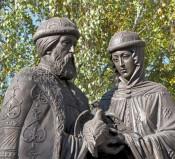 В Кирове откроют скульптуру «Святые благоверные Петр и Феврония Муромские»