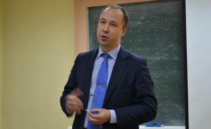 Андрей Усенко вернулся в Общественную палату