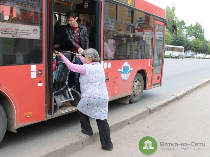 ОНФ направили в мэрию жалобы кировчан на новую маршрутную сеть