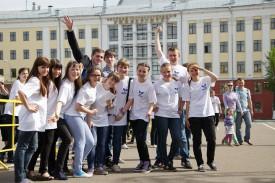 ВятГУ победил в конкурсе программ развития деятельности студенческих объединений