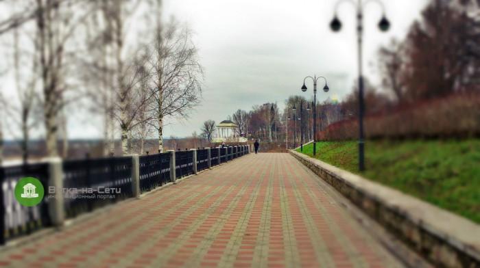 Александровский сад отреставрируют