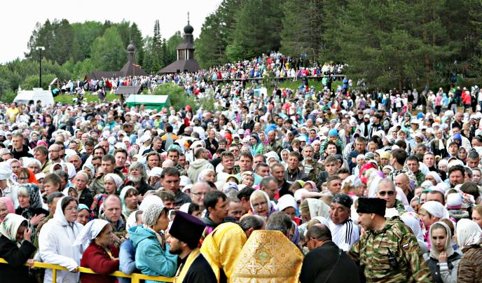 В 2017 году изменится маршрут Великорецкого крестного хода