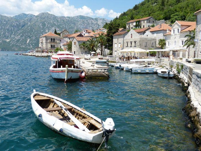 Море и активный отдых в Черногории