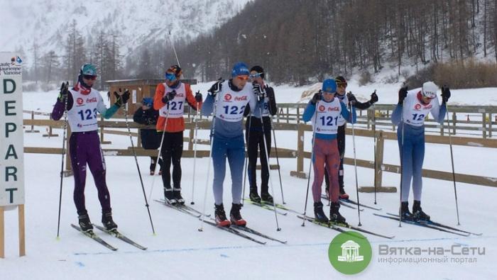 Кировчанин стал победителем тестовых соревнований Кубка мира IPC по лыжным гонкам
