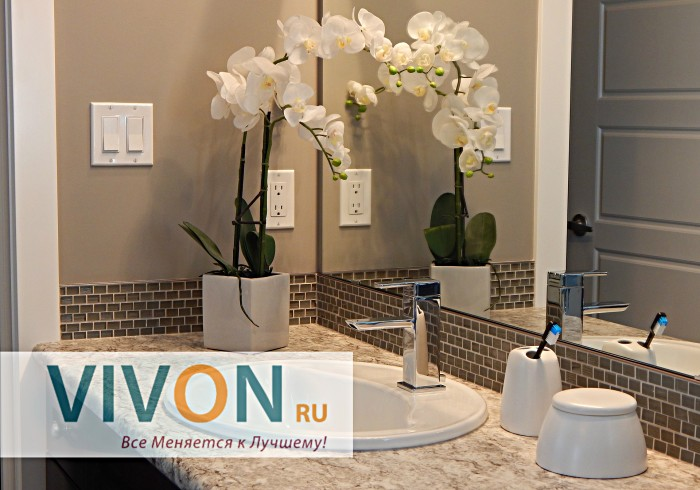Ванная комната тоже требует дизайна