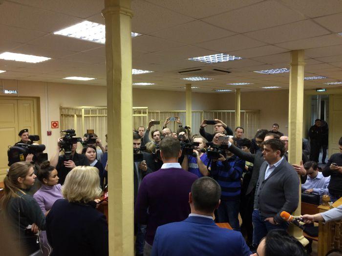 """Навальный не собирается на второе заседание суда по """"Кировлесу"""""""